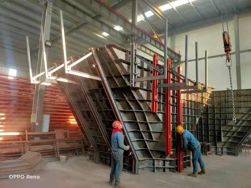 2021年2月3日员工们保质保量的完成了发往山东文登产品